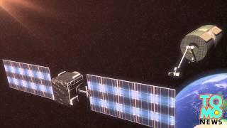 ロシアが謎の宇宙物体を発射 「衛星破壊機」か
