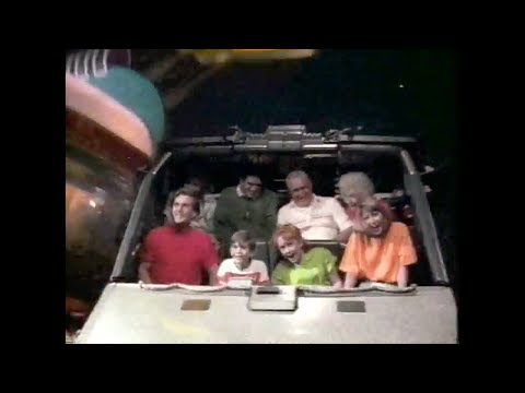 Back To The Future The Ride Universal Studios Hollywood Television Commercial (1993)