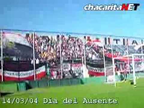 Video - Chaca lo esperó, Boca no vino - La Famosa Banda de San Martin - Chacarita Juniors - Argentina