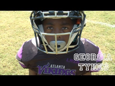 Georgia Tykes (2019) Season 1 Episode 3 Youth Football Highlights