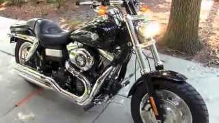 1. New 2013 Harley-Davidson FXDF Dyna Fat Bob - Review Price