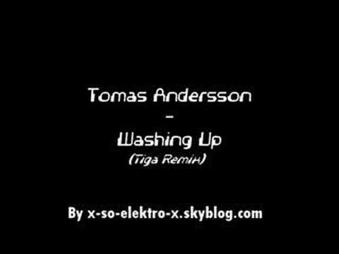 Washing Up (Tiga remix)