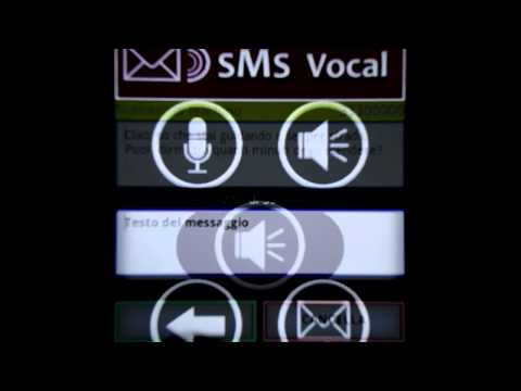 Video of SMS Vocal