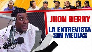 Jhon Berry Estremece la Cabina con Picante Entrevista