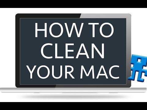 How To Clean A Mac  - Hard Drive Clean Up