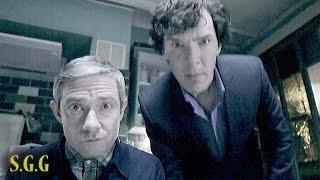 Sherlock Holmes & John Watson Romantic Adventures?  - JohnLock