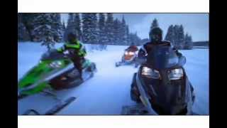 10. 2007 Arctic Cat Snowmobile Line up