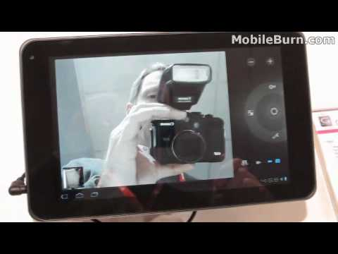 LG Optimus Pad / G-Slate (T-Mobile) - video first look