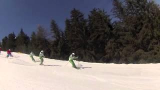 Sciare Skitest Sci alpino  2015 - Passo Montecroce