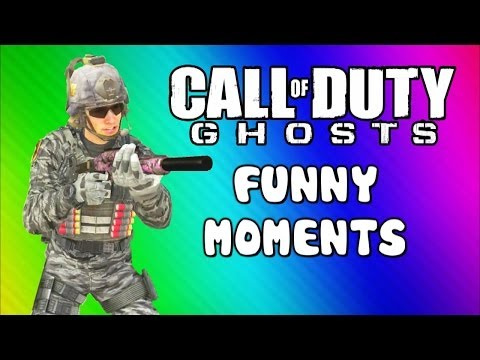 COD Ghosts Funny Moments – Chasm Bus, Drowning, Tree, Tremor (Trolling Friends / Map Interactions)