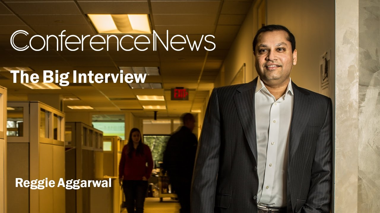 The Big Interview: Cvent's Reggie Aggarwal