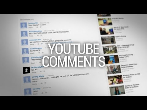 Rettinger - Rettinger's Rants: YouTube Comments Jon R is back with an all new show where he rants and raves on various topics in and out of the tech world. On this week'...