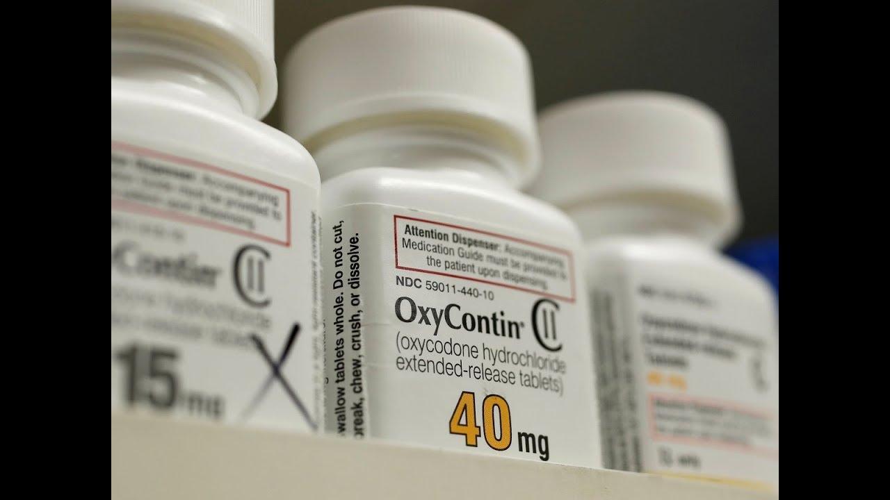 Behind Purdue Pharma's marketing of OxyContin