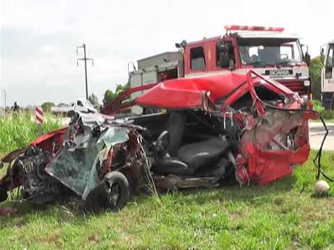Brinkmann: Accidente fatal en ruta 1