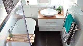 29+ Small Bathrooms, Design Ideas for Tiny Spaces | Part 3
