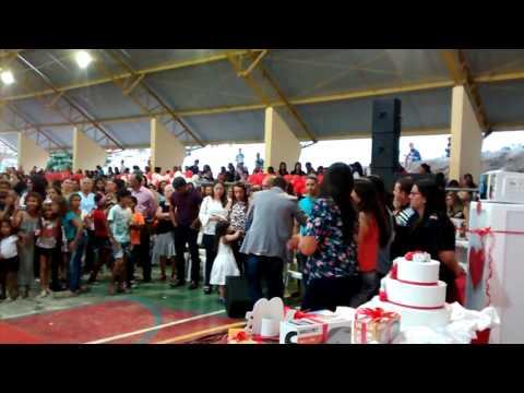 FESTA DAS MÃES EM CALCADO PE.  FABIO AMADO AO VIVO.  01
