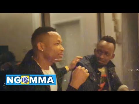 Otile Brown x Meddy - Dusuma (official Lyrics Video) sms skiza 7301521 to 811