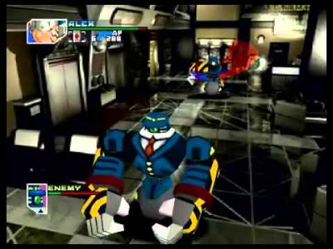 Hard Edge Playstation