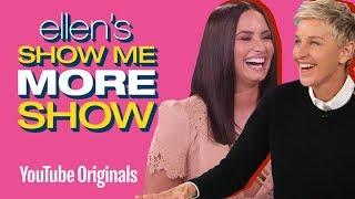Video Too Hot for TV: Demi Lovato and Ellen Play 5 Second Rule MP3, 3GP, MP4, WEBM, AVI, FLV Juni 2018