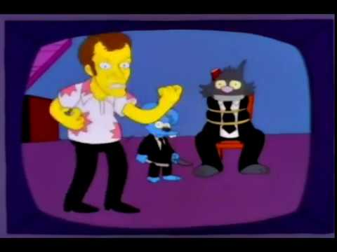 Reservoir Cats with Itchy and Scratchy