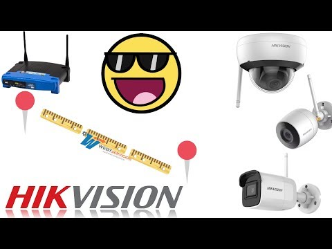 Cámara Hikvision Wifi 4MP largo alcance 2CD2141G1