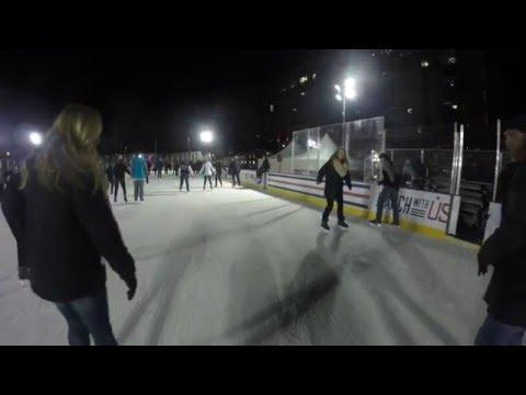 Ice Skating at Winter Park