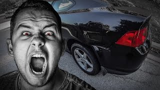 HIT AND RUN ON MY RSX!?