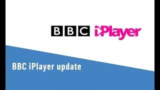 BBC iPlayer update on Smart TV's