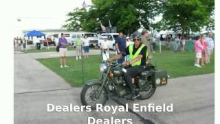 6. 2014 Royal Enfield Bullet G5 Deluxe -  Top Speed Engine