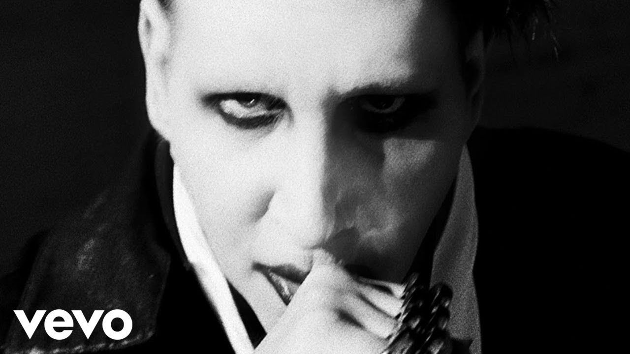 Marilyn Manson – The Mephistopheles Of Los Angeles #Música