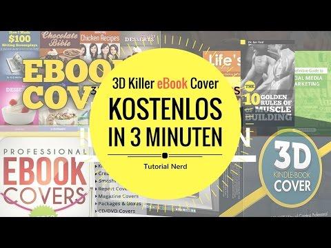 Ebook Cover kostenlos erstellen