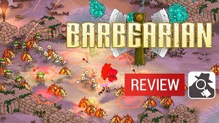 BARBEARIAN (iPhone, iPad) | AppSpy Review