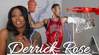 Video Clueless New basketball Fan Reacts to Derrick Rose Highlights MP3, 3GP, MP4, WEBM, AVI, FLV September 2019