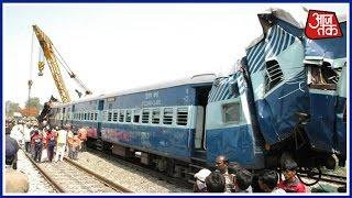 23 Dead, Many Injured As Odisha-Bound Train Derails In Andhra Pradesh; rescue On