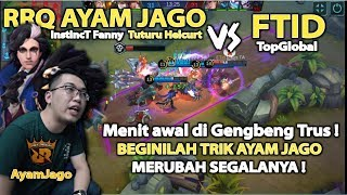 Video AMAZING ! PANTAS RRQ PILIH AYAM JAGO TERNYATA MIDLANE GUSION NYA SADIS ! MOBILE LEGENDS MP3, 3GP, MP4, WEBM, AVI, FLV Desember 2018