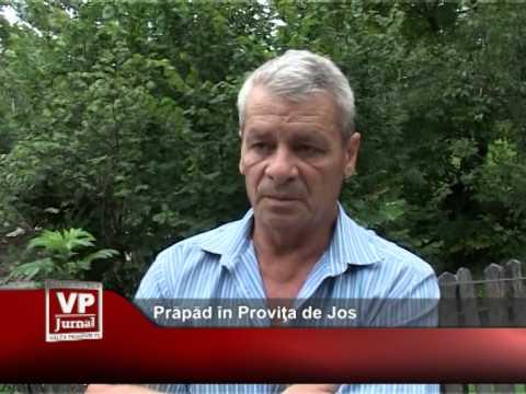 Prapad in Provita de Jos