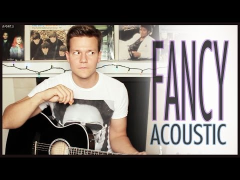 Fancy – Iggy Azalea (Tyler Ward Acoustic Cover) – Music Video ft. Charli XCX