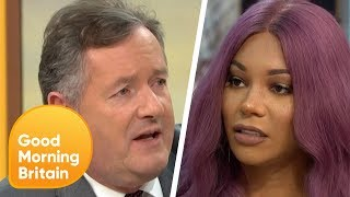 Video Munroe Bergdorf Clashes With Piers in Heated Debate on Gender Fluidity | Good Morning Britain MP3, 3GP, MP4, WEBM, AVI, FLV Juni 2019