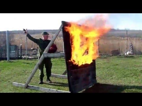 Барселона задержание через горящее окно