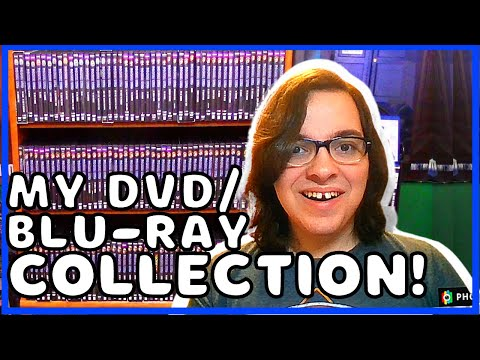 My Doctor Who DVD/Blu-ray Collection 2020!