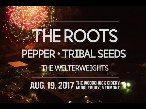 get ready for ciderstock 2017 with the roots