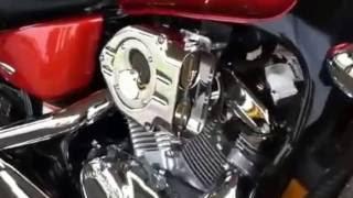 3. 2005 Honda Shadow 600 VLX Deluxe Hypercharger