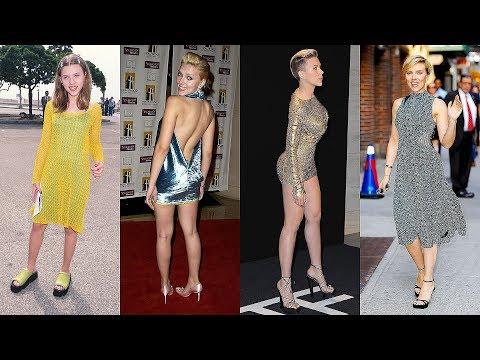 Scarlett Johansson's Style and Fashion Evolution [1994 2019]