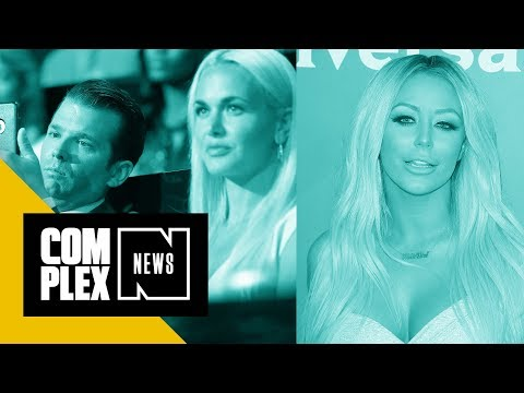 Did Aubrey O'Day Reveal Her Alleged Affair With Donald Trump Jr. on 2013 Song?