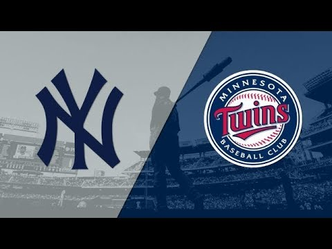Minnesota Twins vs New York Yankees | AL Wild Card Game Full Game Highlights