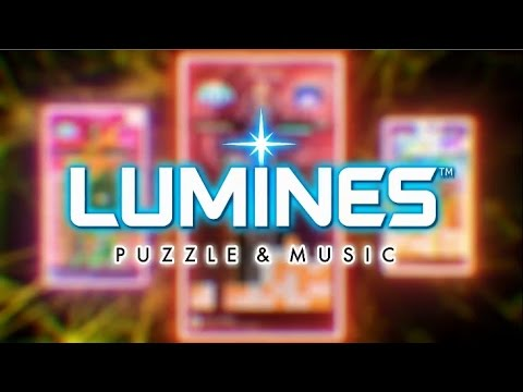 'LUMINES PUZZLE & MUSIC' Soft Launches in New Zealand, Australia and Japan