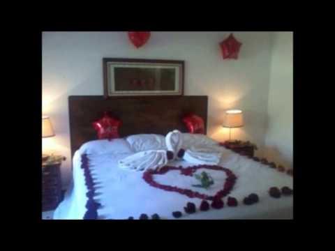 Camas decoradas para una noche romantica videos videos relacionados con camas decoradas para - Camas decoradas ...