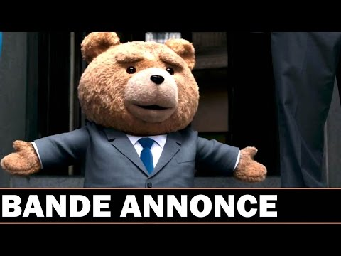 Ted 2 bande annonce officielle 2