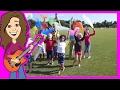 Colores Canción para niños (Patty Shukla) - YouTube