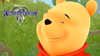 Kingdom Hearts III – Winnie The Pooh Trailer